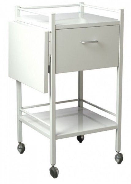 Medical Trolley with 1 Drawer