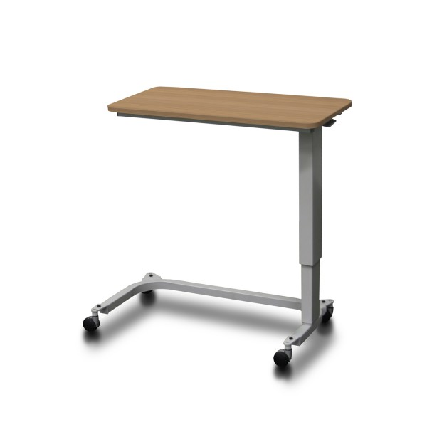 Overbed Table Assisted Lift Young Beech AXKT110-YB