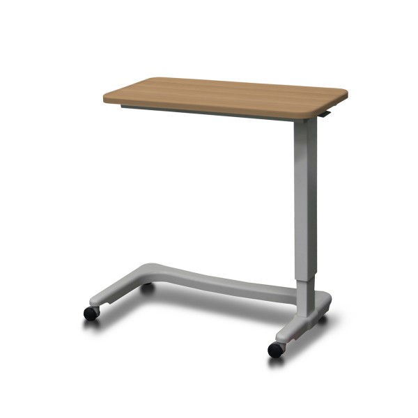 Overbed Table Assisted Lift Lip Surround Young Beech AXMT112TH-YB