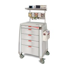 Capsa Critical Care Cart
