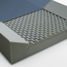 Pressure Care Mattress with Side Edges IONAJF71_1_Mattress-Pressure-Care-Concave-Standard_v1