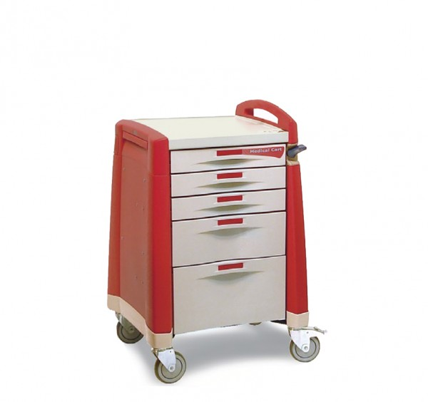 Mini Emergency Cart
