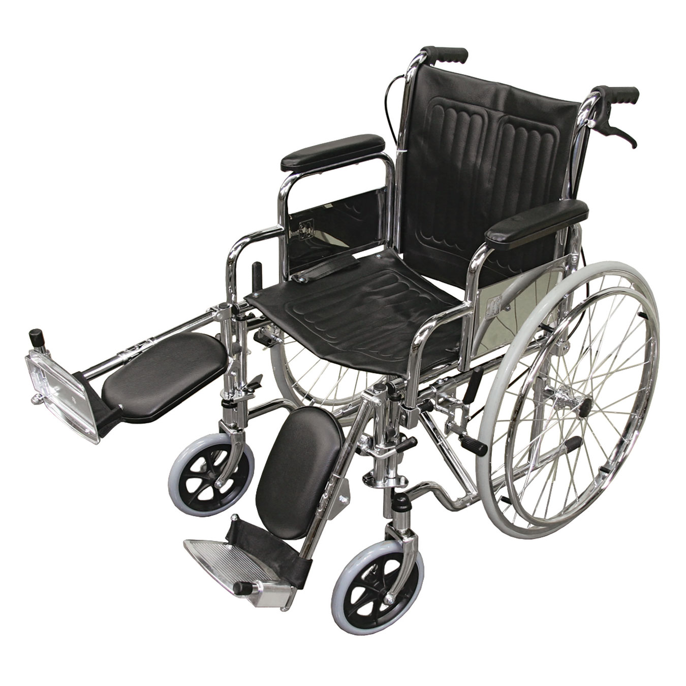 Wheelchair with Elevating Leg Rest | AxisHealth